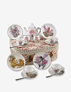 Reutter Porcelain - Flower Fairies Medium Tea Set in Case