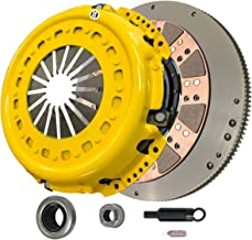 Ultim8 Stage 2 Upgraded Performance Clutch & Flywheel COMBO Kit for Powerful & Smooth Engagement, Fits 2005-17 Dodge Ram 2500 3500 4500 5500 5.9L 6.7L Turbo Diesel (05-224-2-C)
