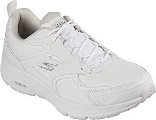 Skechers Go Run Consistent - Leather Cross-Training Tennis Shoe Sneaker with Air Cooled Foam mens Sneaker