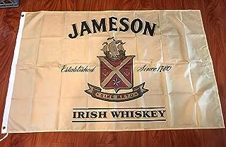 Jameson Irish Whiskey Flag Banner Advertisement 3 x 5 feet