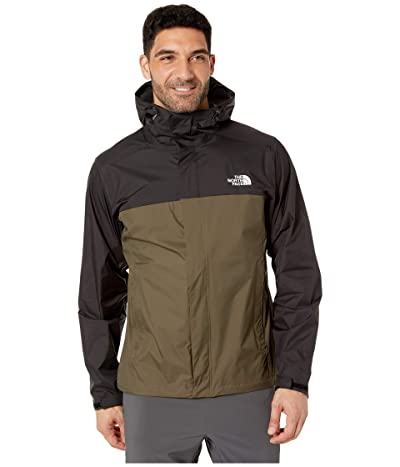 The North Face Venture 2 Jacket (New Taupe Green/TNF Black/TNF White) Men