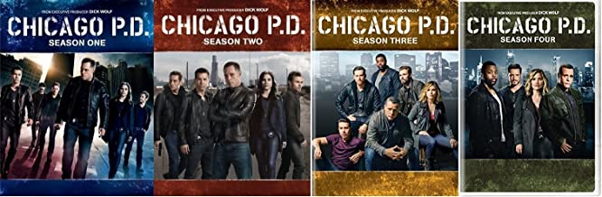 Chicago P.D. Seasons 1-4