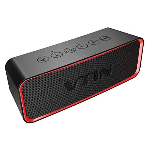 Persevering Wireless Bluetooth Speaker Stereo Soundbox With Hands-free Volume Control Wy Wide Selection; Consumer Electronics Audio Docks & Mini Speakers