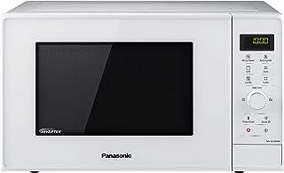 comprar comparacion Panasonic NN-GD34HWSUG - Microondas con Grill (1000 W, 23 L, 6 niveles, Grill Cuarzo 1100 W, Plato Giratorio 285 mm, Contr...