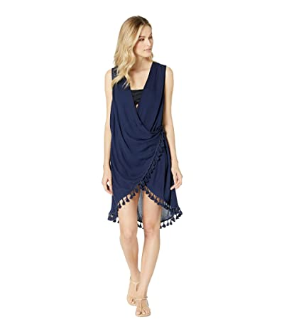 Athena Indigo Essence Cover-Up (Navy) Women