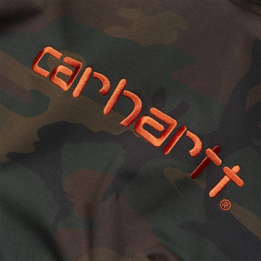 Carhartt Sweat Hooded Sweat - I0270938990 Camouflage
