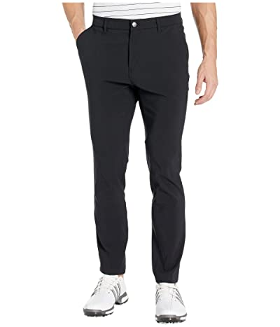 adidas Golf Ultimate Fall Weight Pants (Black) Men