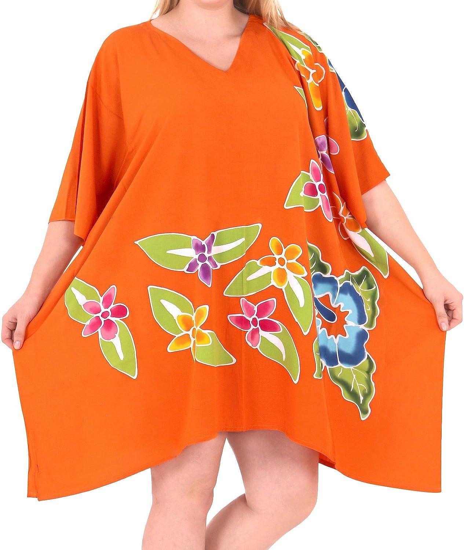 LA LEELA Womens Christmas Long Nightgowns Lingerie Snowflake Printed Sleepshirt Prints Sleep Dress