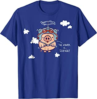 Shirt.Woot: The Answer is Science T-Shirt