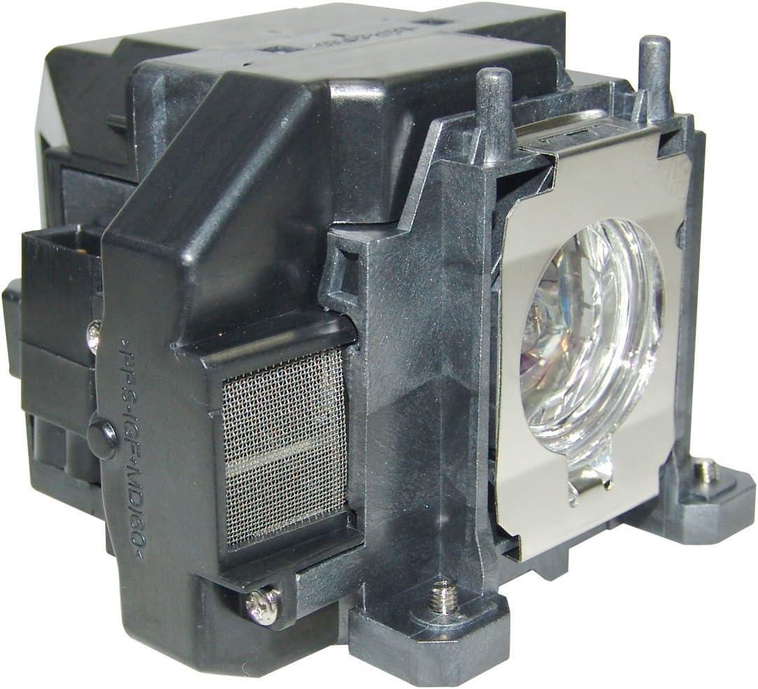Epson Powerlite X12 Projector Lamp with 200 Watt Osram UHE Projector Bulb