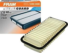 FRAM CA9115 Extra Guard Rigid Rectangular Panel Air Filter