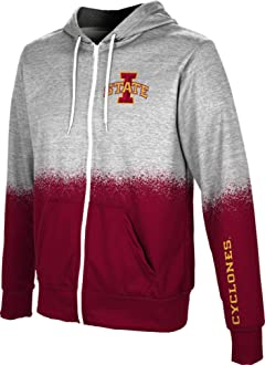 ProSphere Central Michigan University Mens Short Sleeve Hooded Tee Hex Pro