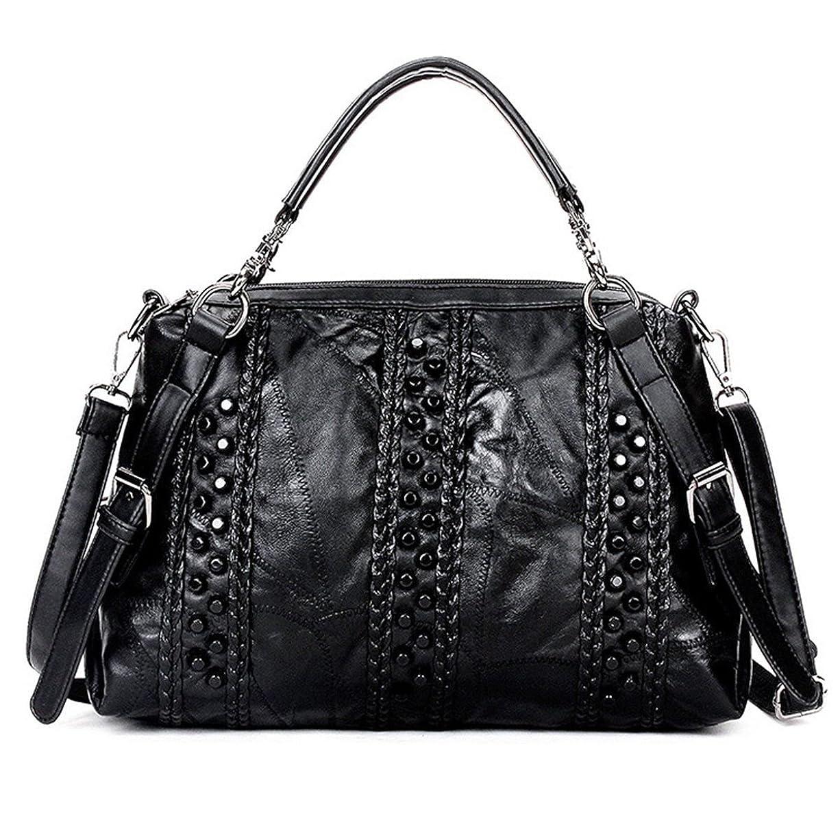 ゴミ食物ギャラントリートートバック/ショルダーバック/ハンドバック/Women Leather Handbag Shoulder Ladies Purse Messenger Satchel Crossbody Tote Bag