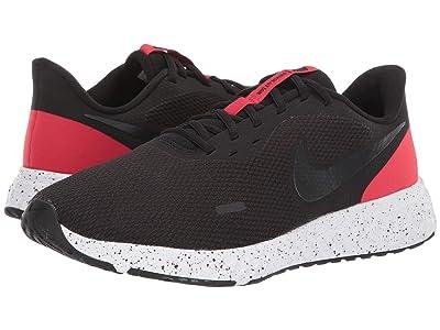 Nike Revolution 5 (Black/Anthracite/University Red/White) Men
