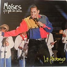 MOISES Y LA GENTE DEL CAMINO*LA PACHANGA* MERENGUES-LA SAPORRITA-BMG 1996 VG++