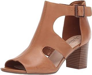Clarks Women's Deva Heidi Heeled Sandal