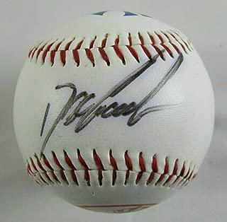 Dwight Gooden Signed Baseball