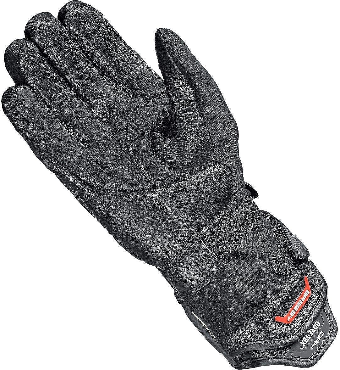 Held Motorradhandschuhe Lang Motorrad Handschuh Satu 2in1 Handschuh Gtx Herren Tourer Ganzjährig Leder Textil Bekleidung