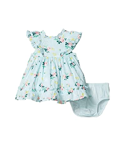 Janie and Jack Floral Dress (Infant) (Multi) Girl