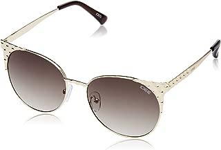 IDEE Gradient Round Women's Sunglasses - (IDS2277C1SG 54 Brown Gradient Color)