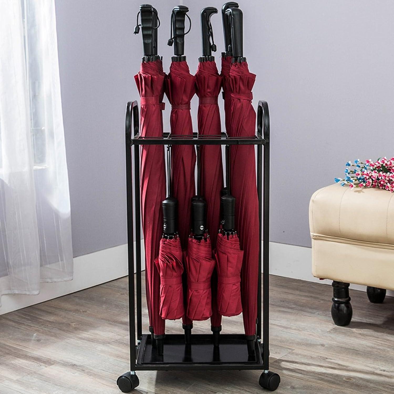 Umbrella Storage Rack,Iron Umbrella Bucket-A