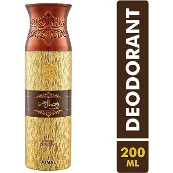 Ajmal Wisal Dhabab Perfume Deodorant 200ml for men