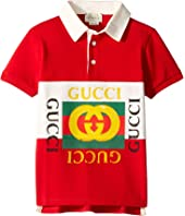 Gucci Kids - Polo 540634XJAAM (Little Kids/Big Kids)