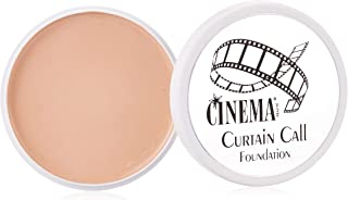 Cinema Beaute Curtain Call Foundation - 12g, Buff