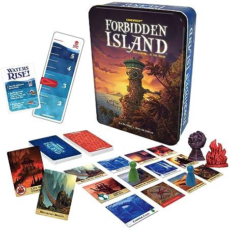 禁断の島 (Forbidden Island) カードゲーム