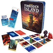 forbidden island pieces