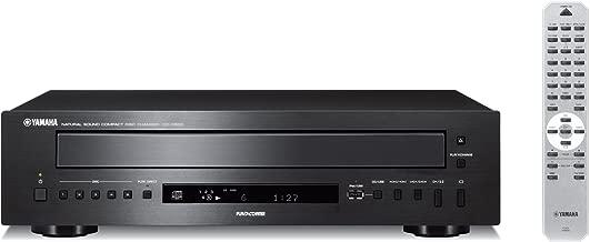 Yamaha CD-C600BL 5-Disc CD Changer Black (Renewed)