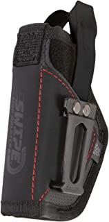 Allen Company - Swipe Switch Holster, Ambidextrous with Magnetic Retention - IWB, OWB, Right or Left Hand Carry - (Size 01-05) - Black