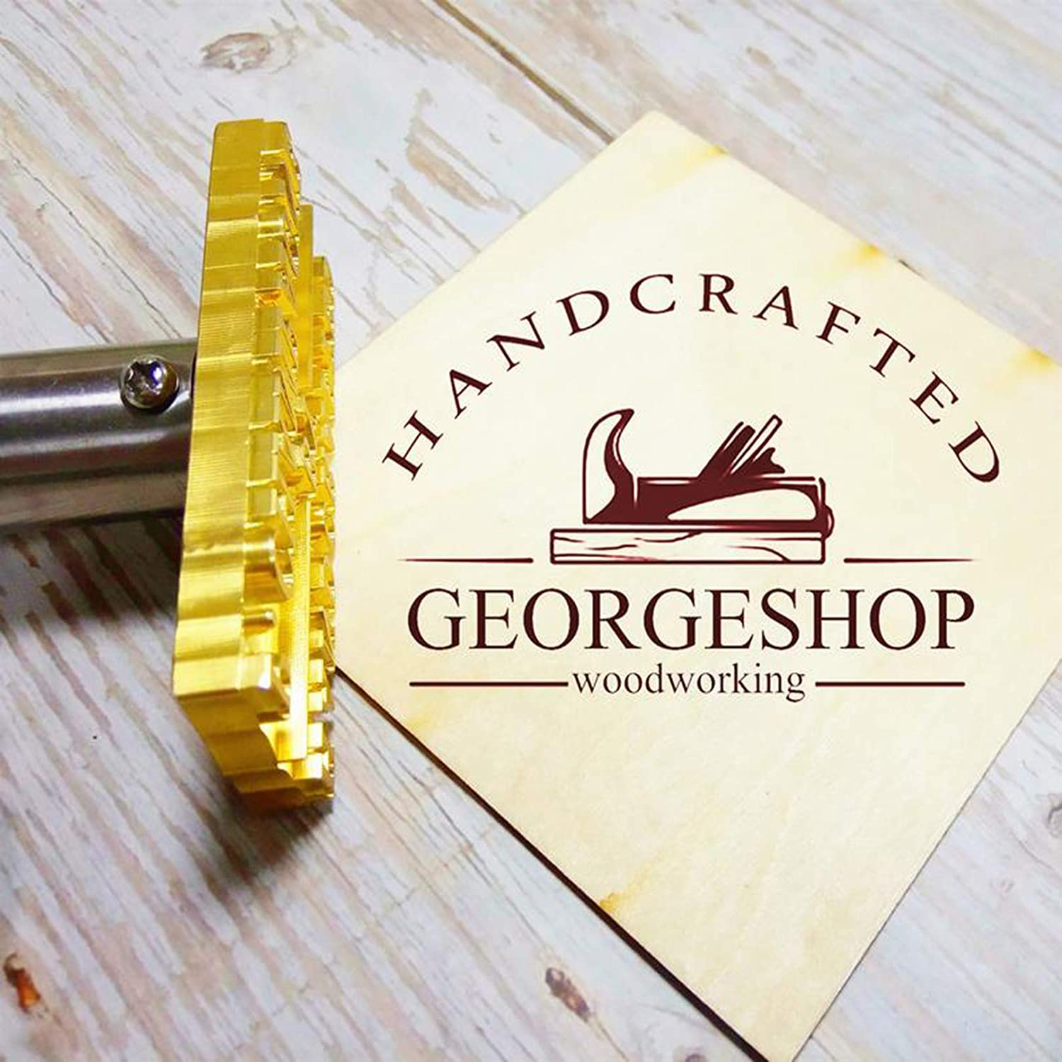 Custom Logo Electric Wood Durable Iron Leather Branding Animer and price revision low-pricing