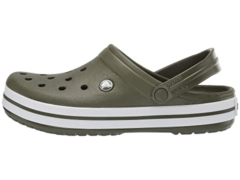 50398a711 Crocs Crocband Clog at Zappos.com