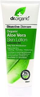 dr organic aloe vera lotion