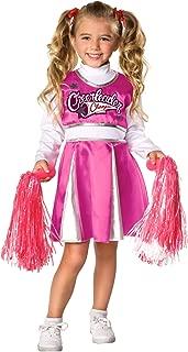 Rubie's Let's Pretend Child's Cheerleader Camp Costume, Toddler