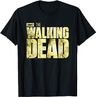 The Walking Dead Logo Camiseta