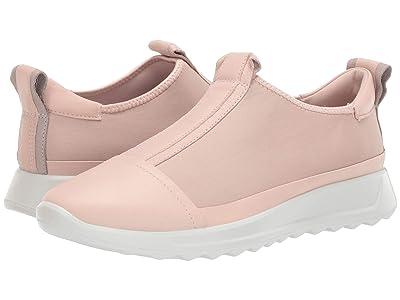 ECCO Flexure Runner Slip-On (Rose Dust/Rose Dust/Rose Dust/Grey Dust) Women