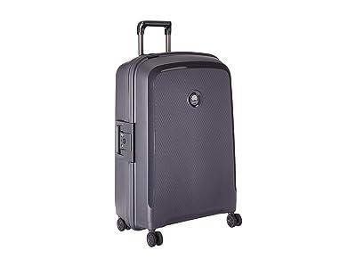 Delsey 26 Belfort DLX Spinner Upright (Anthracite) Luggage
