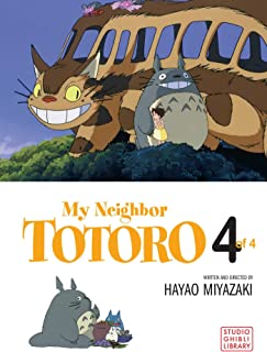 My Neighbor Totoro Film Comic, Vol. 4 (Volume 4)