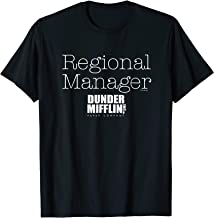 Best the office regional manager shirt Reviews