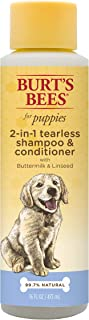 Burt's Bees 2 in 1 Puppy Shampoo, 16-Ounce