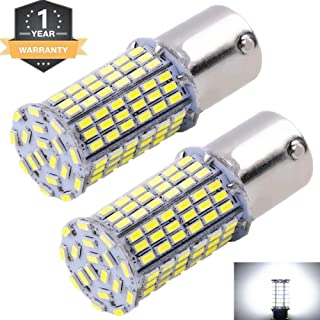 Cargo LED Extremely Super Bright 1156 1141 1003 1073 BA15S 7506 LED 144 SMD 3014 Replacement