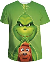 The grinch Shirts for - Dry Fit Short-Sleeve Polo Athletic Casual Men women lovers