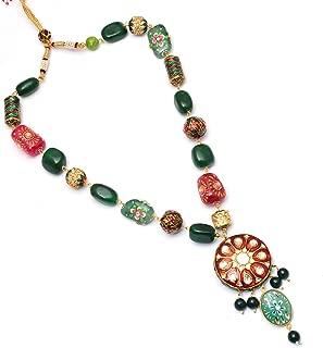 Best tibetan gold necklace Reviews