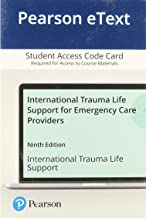 Pearson eText -- for International Trauma Life Support for Emergency Care Providers -- Access Code Card (9th Edition)