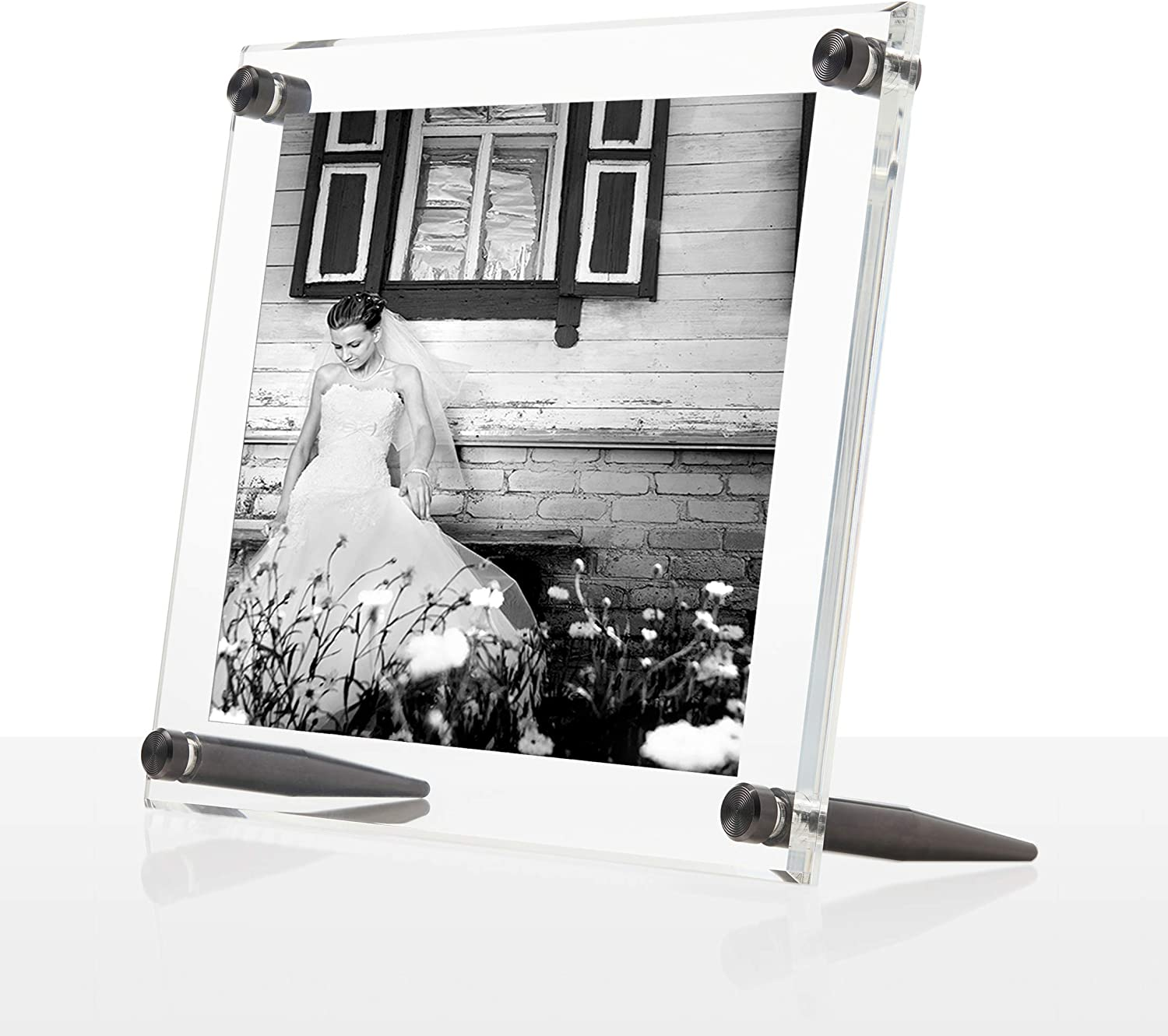 Wexel Art Max 70% OFF 7x9-Inch Diamond Polished Grade Edge Beveled A 2021 spring and summer new Framing