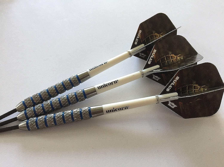 Blau Ring Granade Dart-Set Wolfram Unicorn Gripper Stems & Bulls Bulls Bulls HD Grenade Flights – 3 Gewichte erhältlich. B01M8NAWX5  Ausgezeichnetes Handwerk 4070db