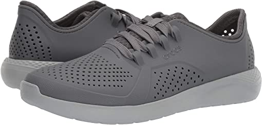 Charcoal/Light Grey