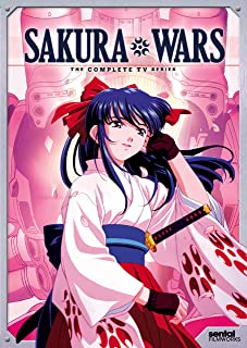 Sakura Wars TV: Complete Collection [DVD] [Import]
